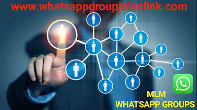MLM WhatsApp Group Joins Link