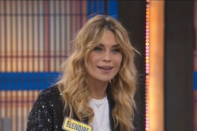 Elenoire Casalegno foto Avanti Un Altro puntata 9 maggio