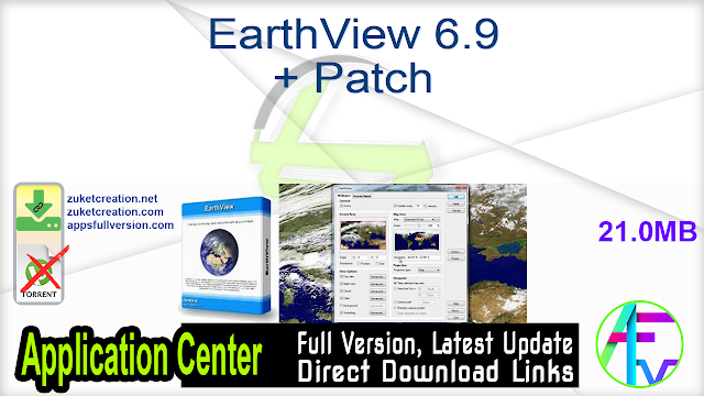EarthView 6.9 + Patch