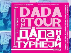 Dada na turneji