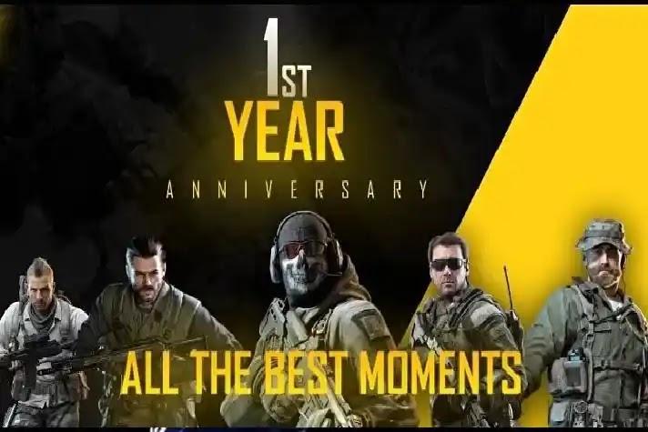 Call Of Duty Mobile تجاوزت 300 مليون لاعب في عامها الأول