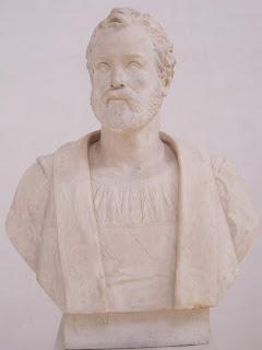 Théophile-François-Marcel Bra - Jean de Bologne (Giambologna) (1529 à Douai - 1608, à Florence) - Marbre - 1822 - Musée de Douai.