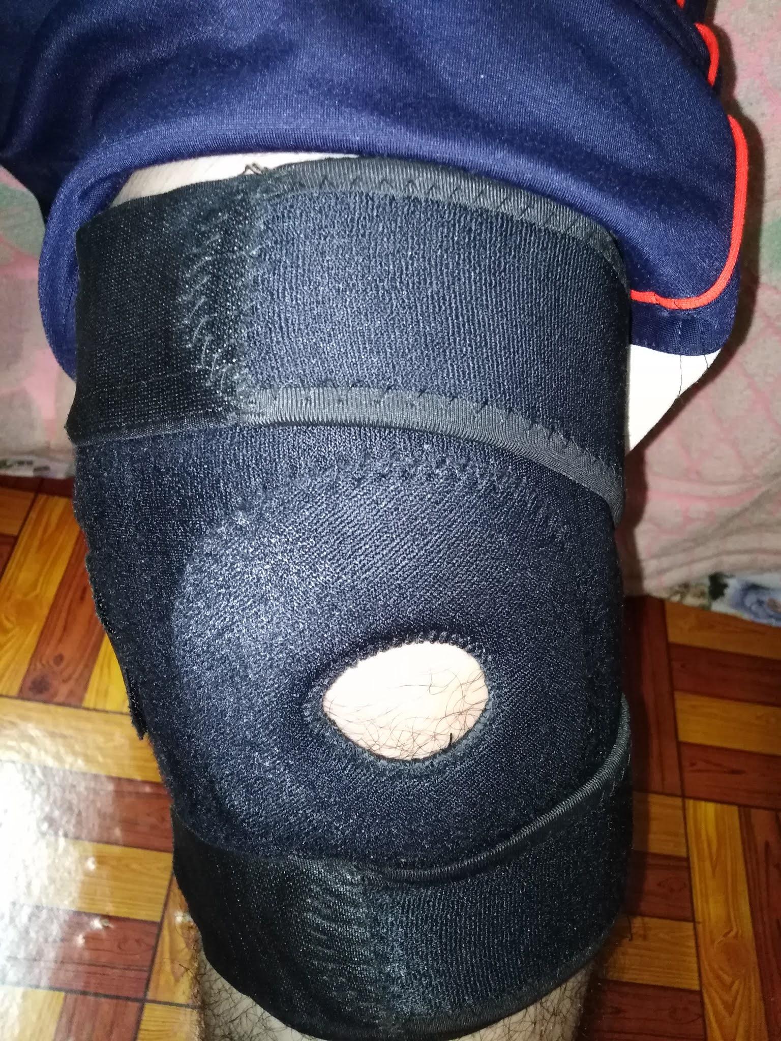 Masalah Sakit Lutut Dapat Diselesaikan Dengan Garci Pro