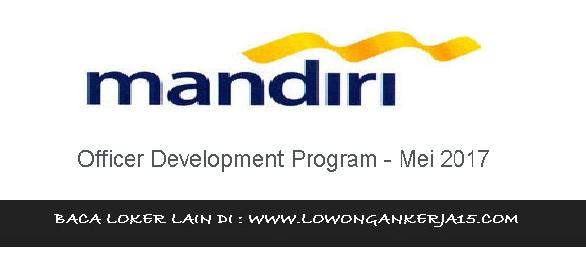 Lowongan kerja Bank Mandiri Se indonesia