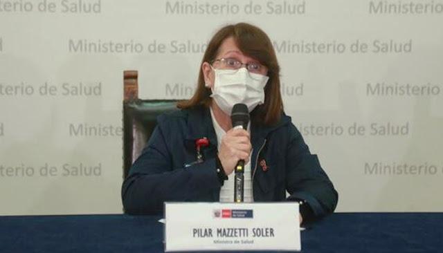 Ministerio de Salud, Pilar Mazzetti Soler