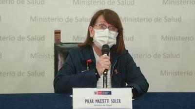 """Ministra de Salud sobre huelga de médicos: """"No es el mejor momento para ir a una paralización"""""""