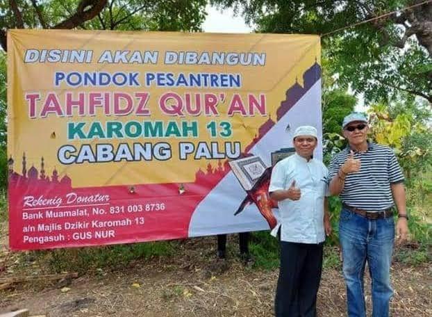 Gus Nur Merasa Didzolimi, Pembangunan Pondok Pesantren Tahfidz Qur'an di Situbondo Digagalkan Pihak Lain