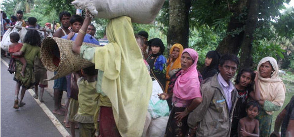 Pembantaian Rohingya Terburuk Setelah Perang Dunia II