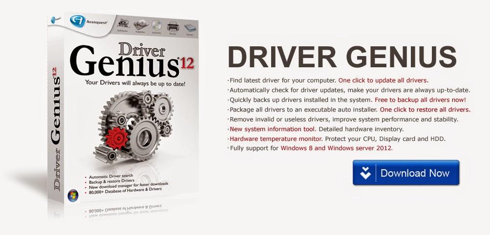 driver genius full portable