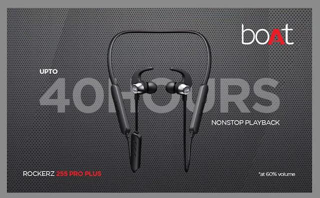 Boat Rockerz 255 Pro Plus Earphone Reviews India