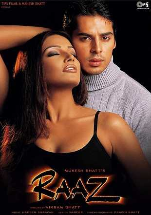 Raaz 2002 Full Hindi Movie Download HDRip 1080p