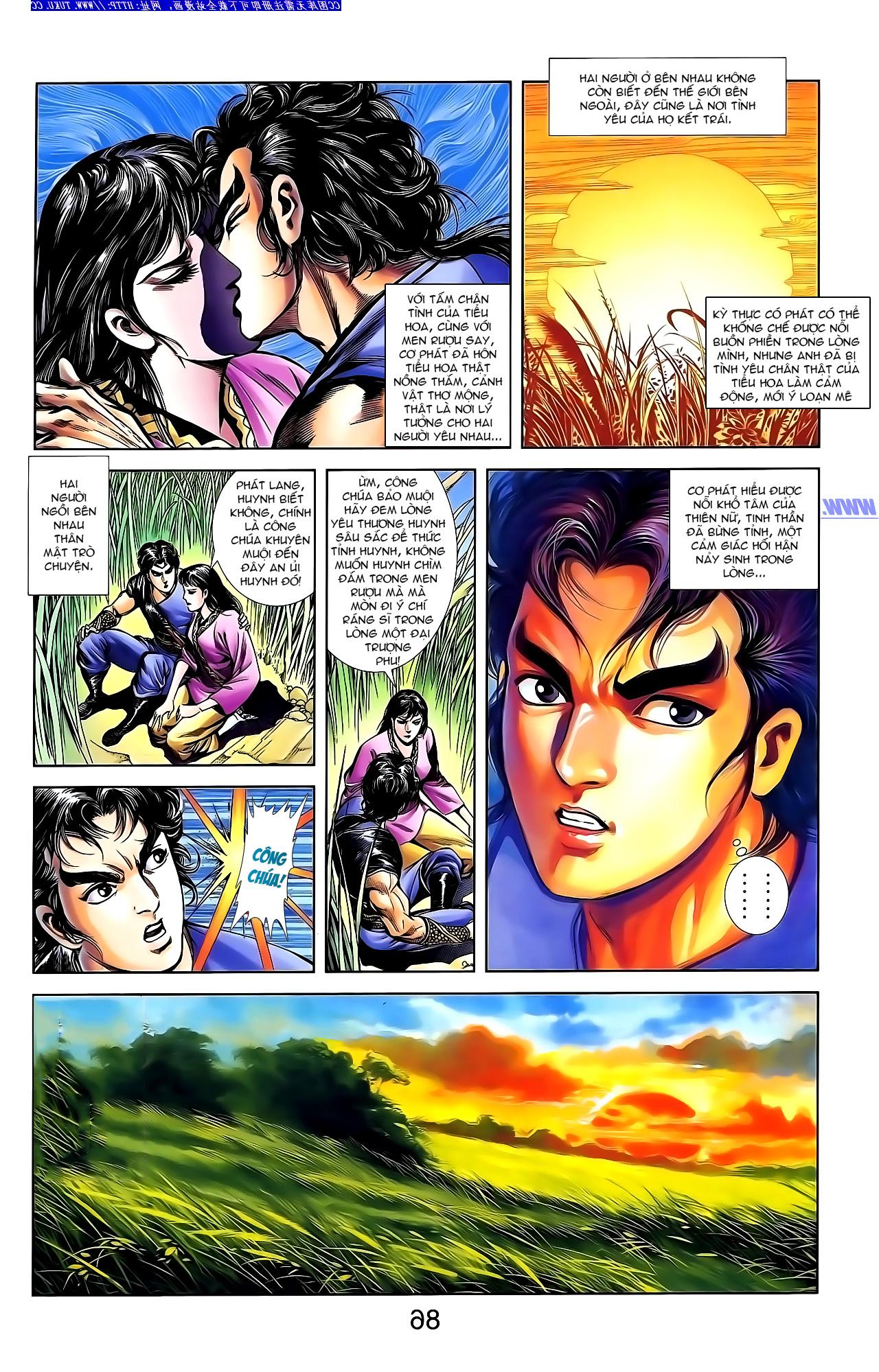 Cơ Phát Khai Chu Bản chapter 146 trang 8