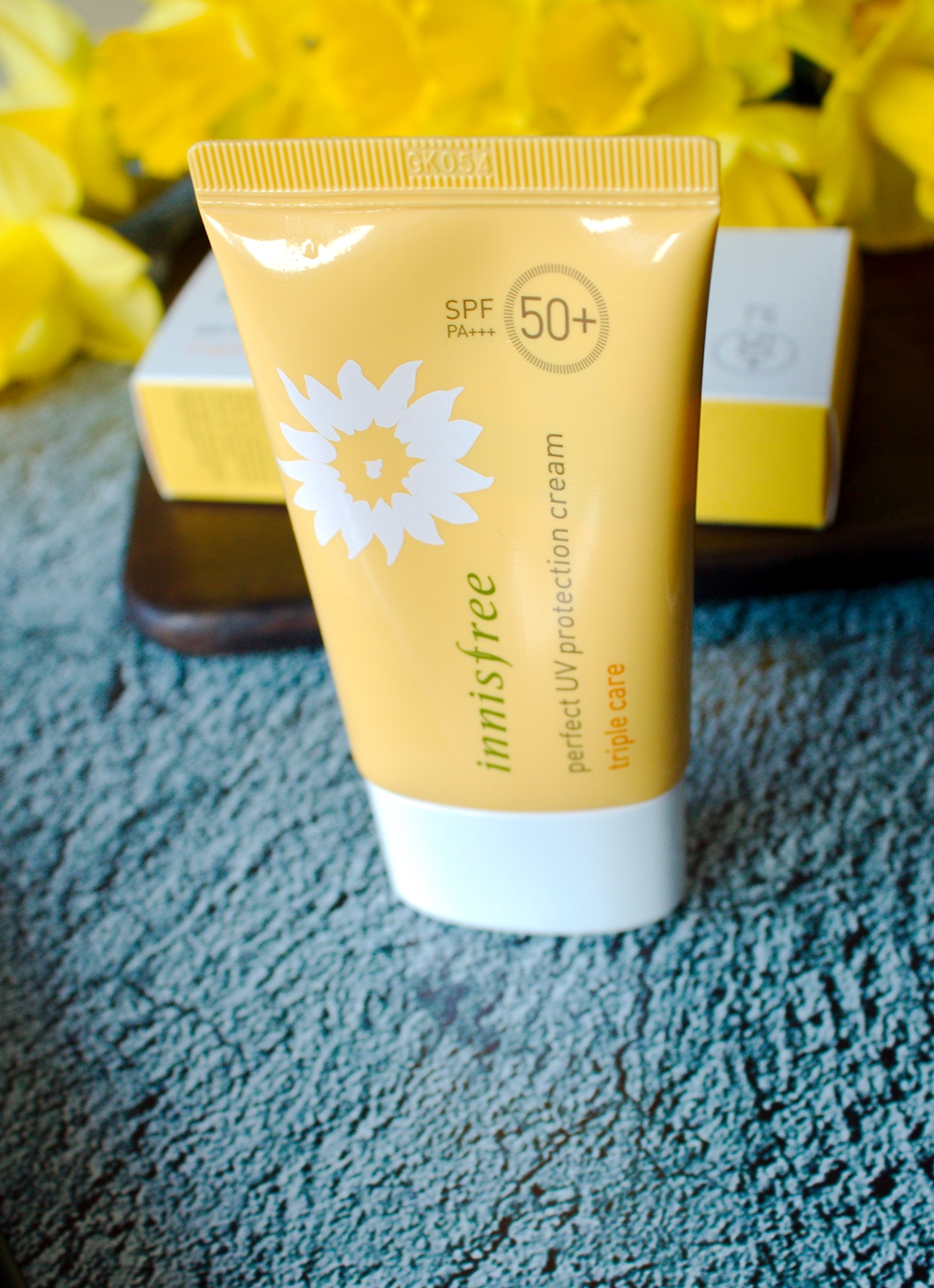 Monday Post | Innisfree, Perfect UV Protection Cream - filtr idealny?