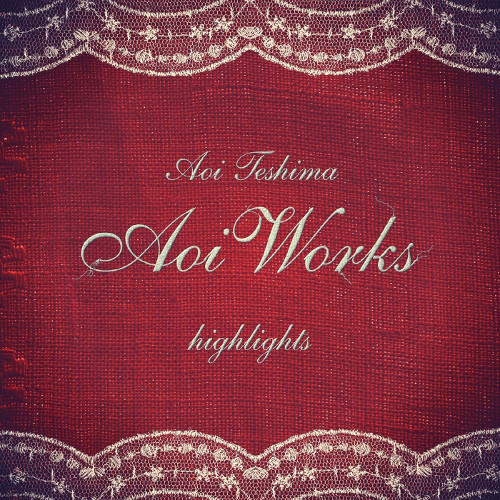 Aoi Teshima - Highlights from Aoi Works [FLAC 24bit   MP3 320 / WEB]
