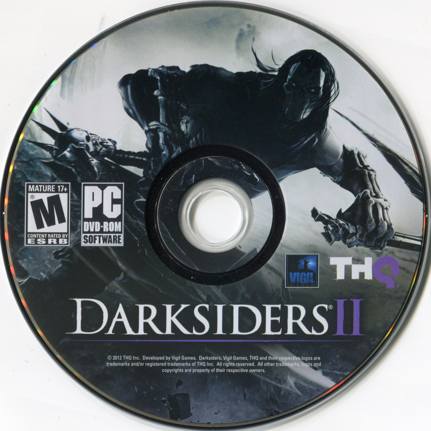 Free Download Darksiders 2 Games Full Version For PS3, PS4, PSP