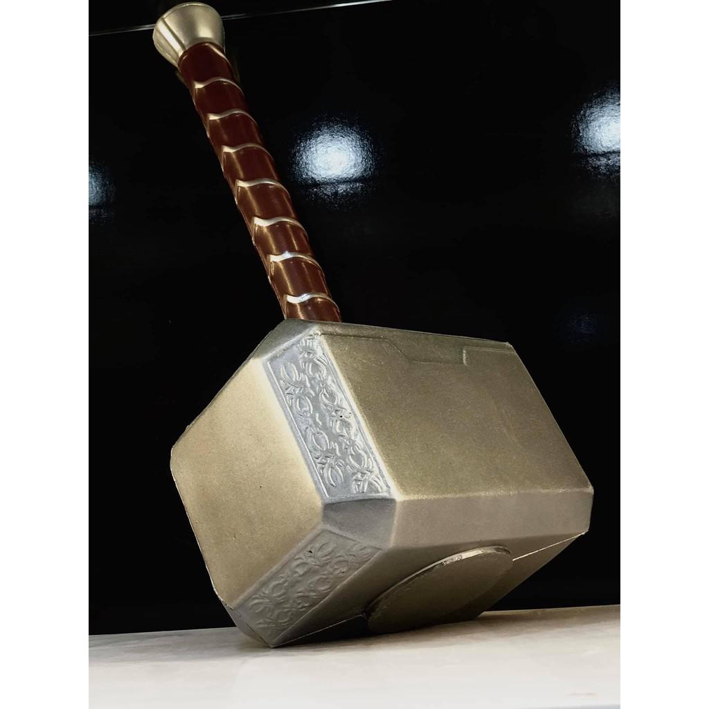 Búa Mjolnir - Thor Avenger Tỉ Lệ 1:1