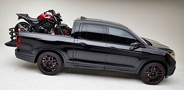 2017 Honda Ridgeline By MAD Industries