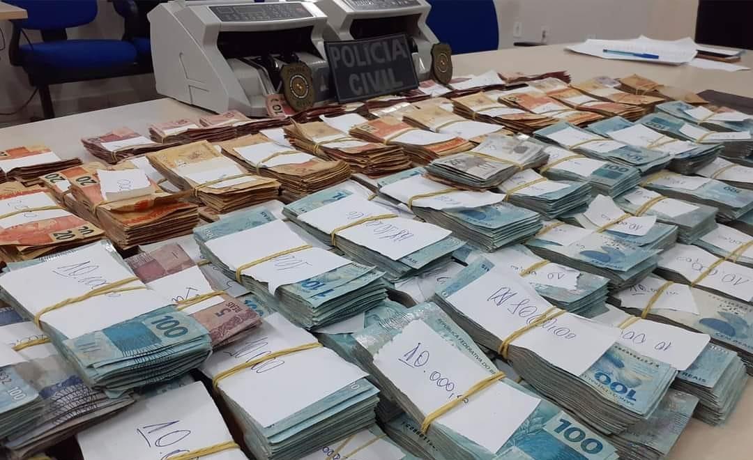 Prisões no Pará e em Pernambuco desarticulam organização criminosa do tráfico de drogas