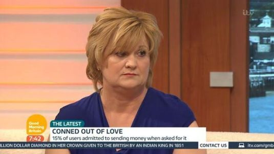 british woman lost £20,000 online in Nigerian dating scam