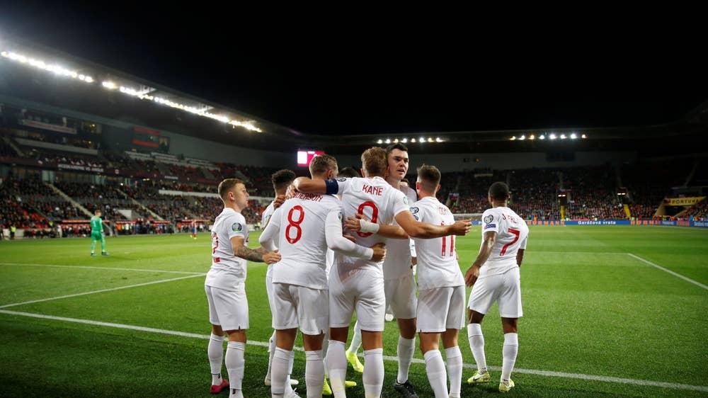 مشاهدة مباراة انجلترا والتشيك بث مباشر اليوم 11-10-2019 في تصفيات الامم الاوروبية 2020