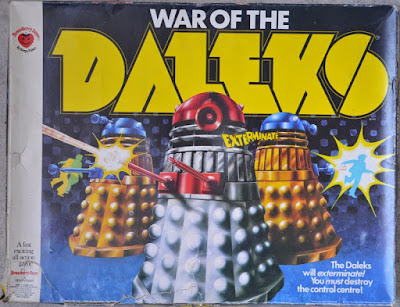 War Of The Daleks