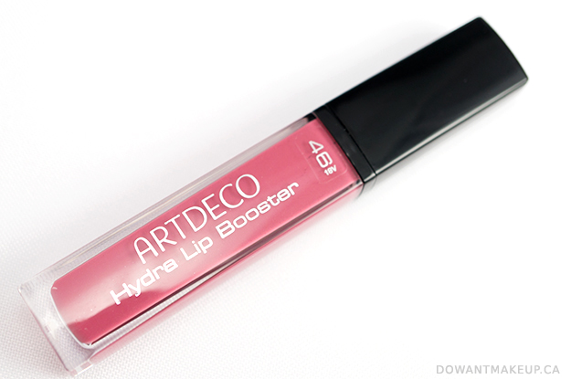 ArtDeco Mystical Forest Hydra Lip Booster 46 swatches & review