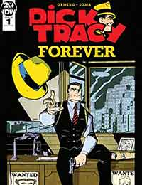 Dick Tracy Forever Comic