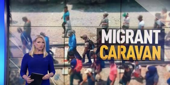 Border at Capacity, Migrant Caravan Must Wait: CBP