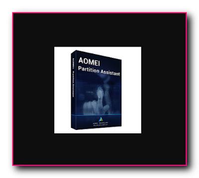 Portable AOMEI Partition Assistant 2020