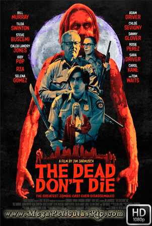 Los Muertos No Mueren [1080p] [Latino-Ingles] [MEGA]