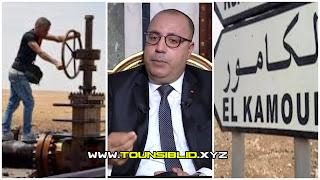 """(بالفيديو) هشام المشيشي : لسنا في خلاف مع أهالي تطاوين و تسكير """"الفانا"""" و تعطيل الإنتاج ماعادش مقبول"""