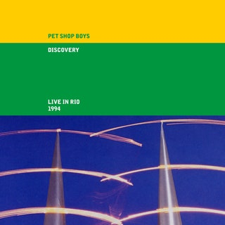 Pet Shop Boys - Discovery: Live in Rio 1994 Music Album Reviews