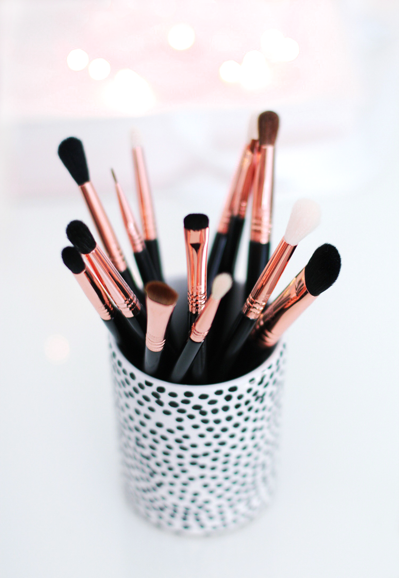 Sigma Beauty Ultimate Copper Eye Brush Set