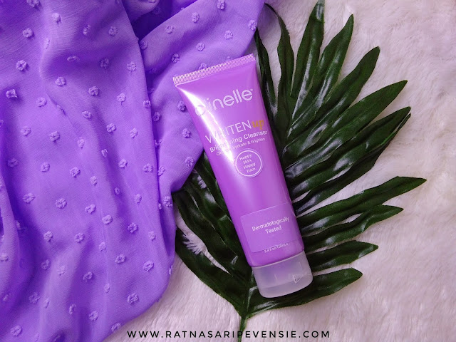 Review Clinelle Brightening Cleanser