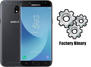 Samsung Galaxy J5 Pro SM-J530F Combination Firmware