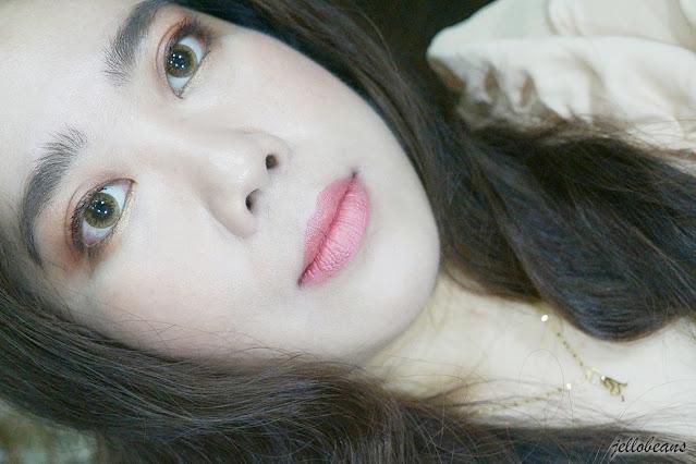 WONDOLLY Vivid Velvet Lips in 05 Julie