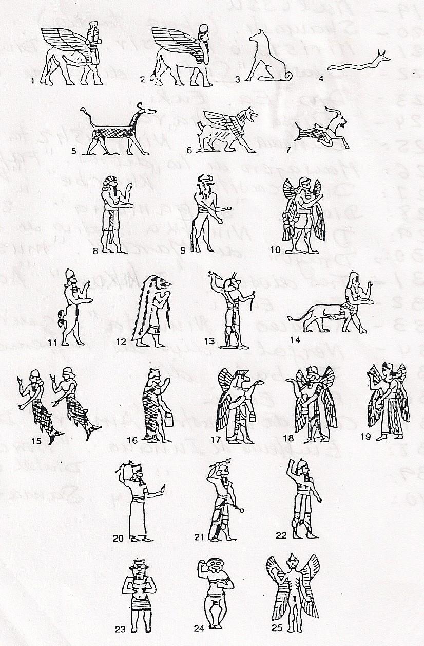 Arte_Historia_Estudios: Capítulo 11 - Época paleobabilónica