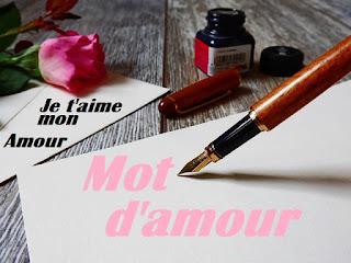 image 1000 mots d'amour