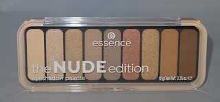 Review essence the nude edition eyeshadow palette