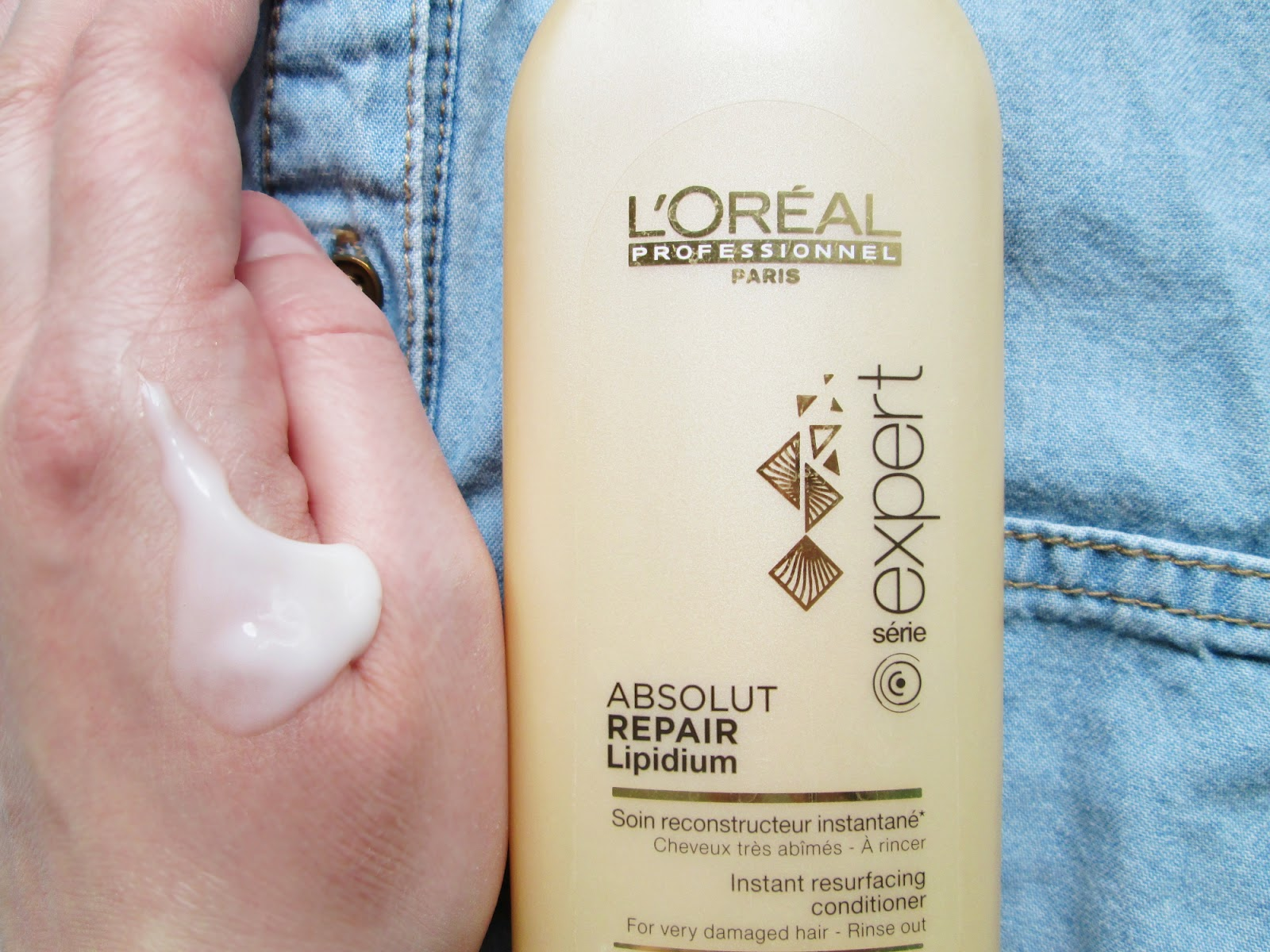 Odżywka L'Oreal Absolut Repair Lipidium