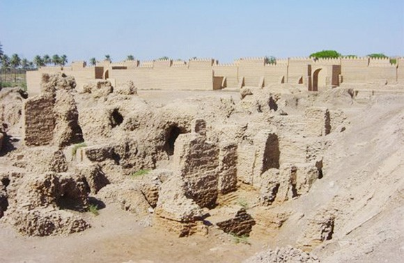 According To Most Researchers The Gardens Were Built About 575 Bc By King Nebuchadnezzar Ii Who Ruled City For More Than Four Decades