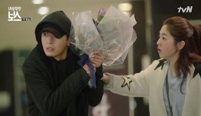drama korea introverted boss