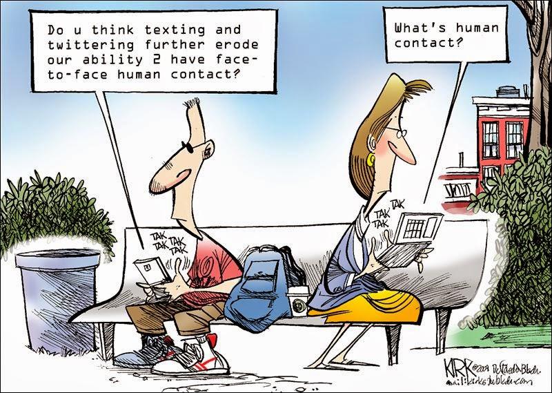 cartoon taal misverstand