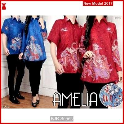 BJR147 H Baju Couple Amelia Murah Grosir BMG