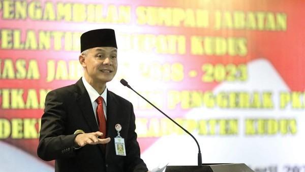 PDIP Jateng Tuding Ganjar Pranowo Bangun Pasukan di Medsos demi 2024