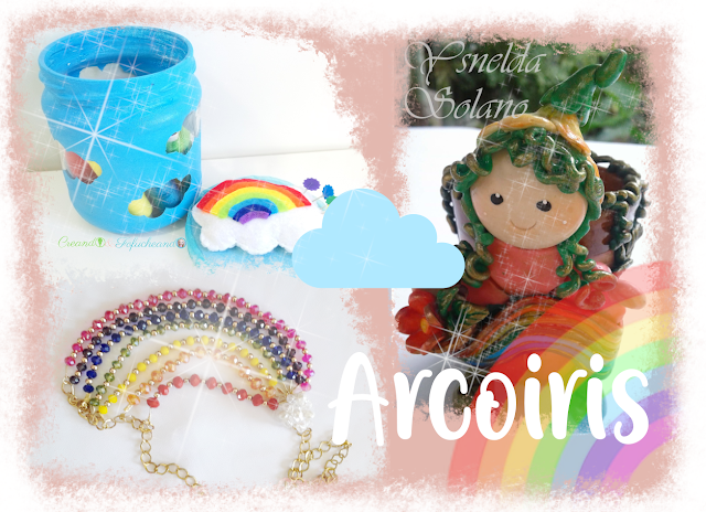 collage arcoiris