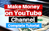 How to Make Money on YouTube – Step by Step Guideline