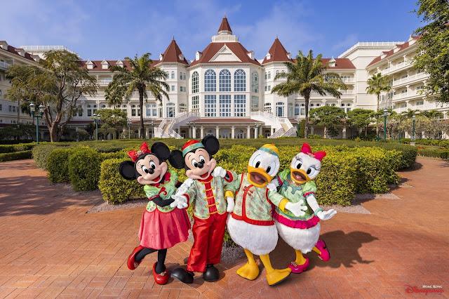 香港迪士尼樂園度假區主題酒店新增兩個酒店住客2021年新春尊享特備體驗, Hong Kong Disneyland Hotels 2021 CNY offering