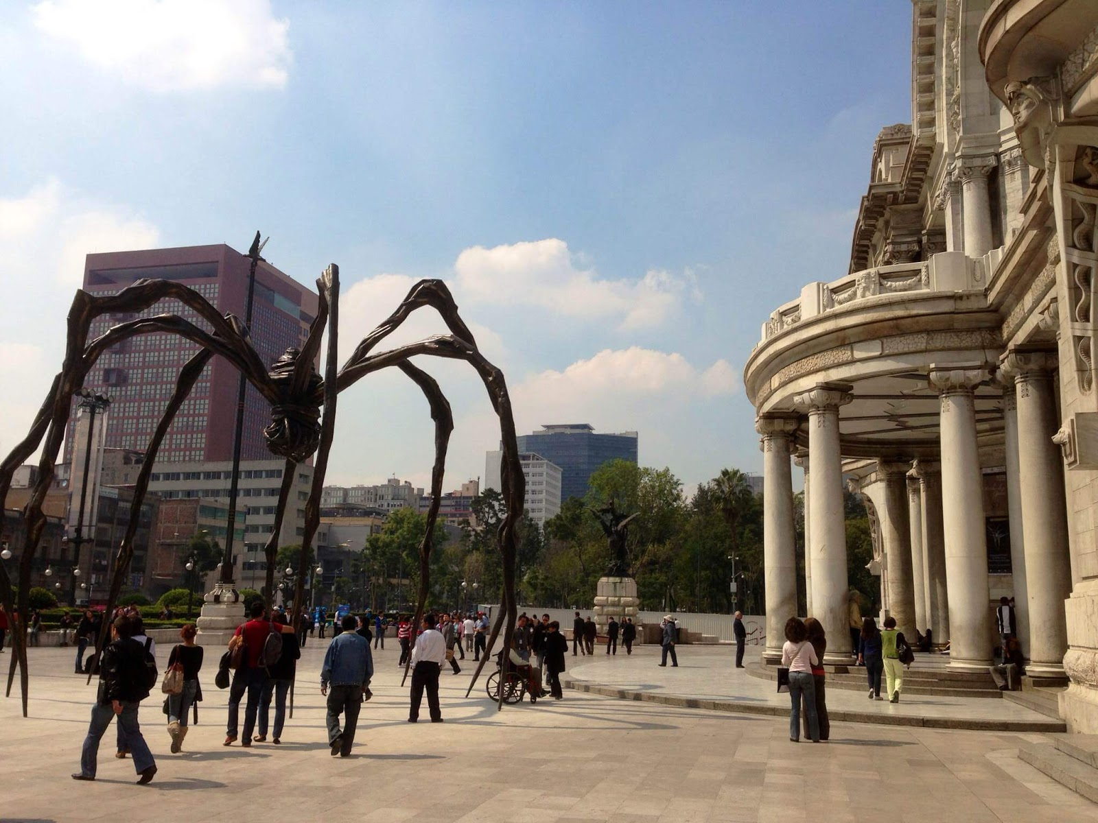 Дворец изящных искусств – сердце культуры Мехико