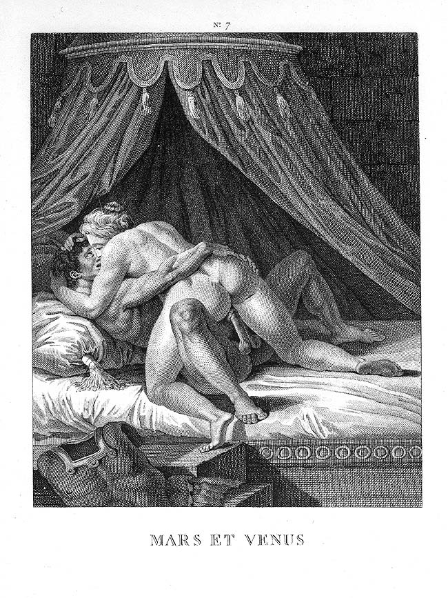 Vénus e Marte e o corno do irmão